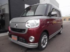 ムーヴキャンバスXリミテッドメイクアップ SAII 4WD グー鑑定書付