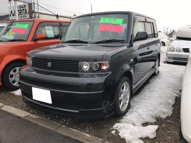トヨタ bB S Wバージョン 4WD ナビ AW ETC ミニバン
