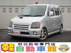 ワゴンRRR−SWT ターボ ローダウン ABS HID 4WD