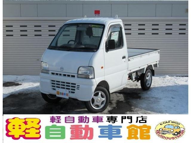 マツダ KC AT AC PS 4WD