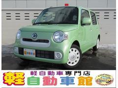 ミラココアココアX エコアイドル スマートキー ABS 4WD