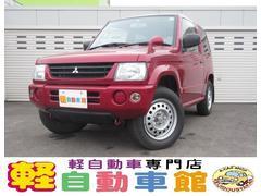 パジェロミニXR 4WD