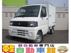 ミニキャブトラック保冷車 マニュアル 4WD