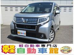 ムーヴカスタム X SAII エコアイドル ナビTV 4WD