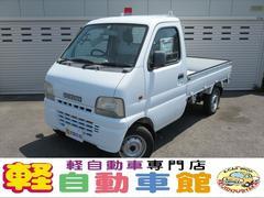 キャリイトラックKU エアコン付 マニュアル 4WD