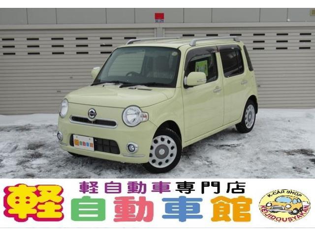 ダイハツ ココアプラスG ナビTV ABS エコアイドル 4WD