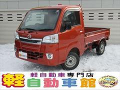 ハイゼットトラックエクストラ マニュアル 4WD