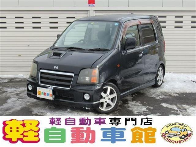 スズキ RR-SWT ターボ ABS HID 4WD
