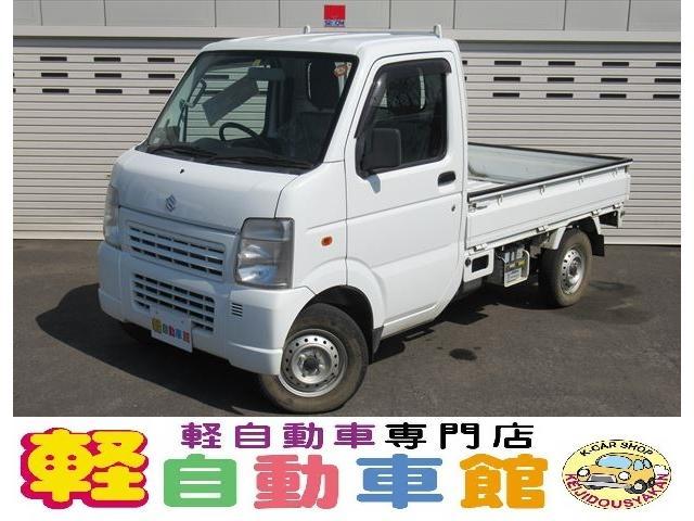 スズキ KC マニュアル車 4WD
