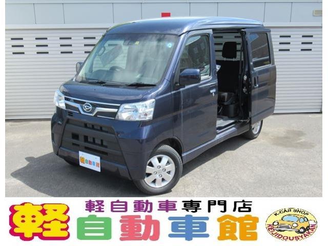 ダイハツ カスタムターボRS SAIII ABS エコアイドル 4WD