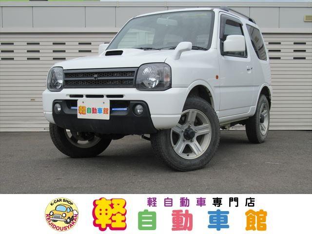 XC ABS マニュアル車 4WD(1枚目)