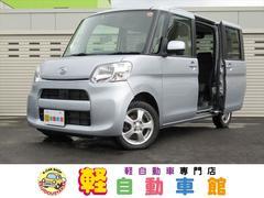 タントL メモリーナビ ABS エコアイドル 4WD
