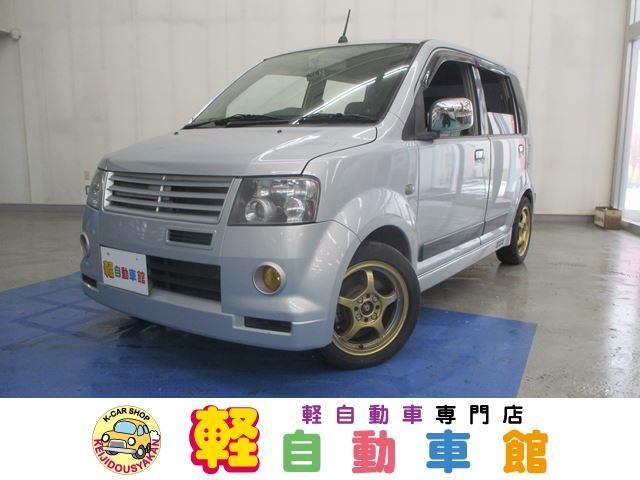 三菱 R ターボ ナビTV ABS 4WD