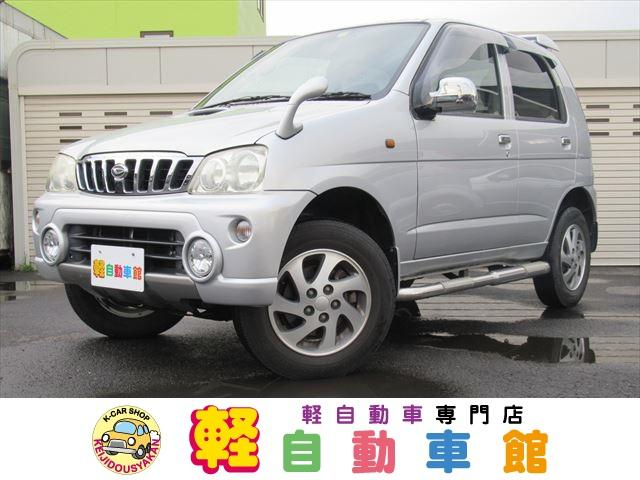ダイハツ X ターボ HDDナビ ABS マニュアル車 4WD