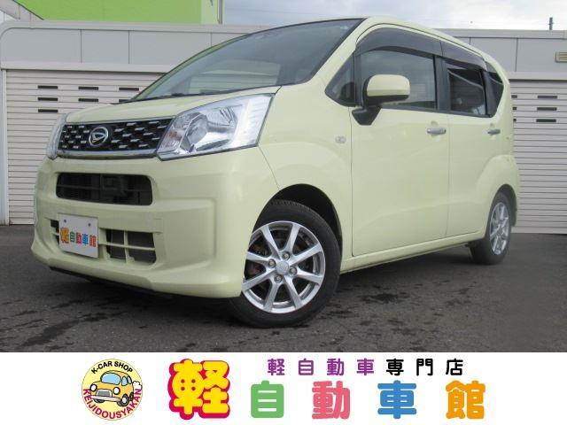 ダイハツ X SAII ABS エコアイドル スマートキー 4WD