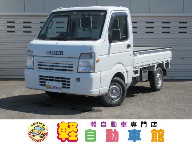 スズキ FC PS付 AC無 マニュアル車 4WD