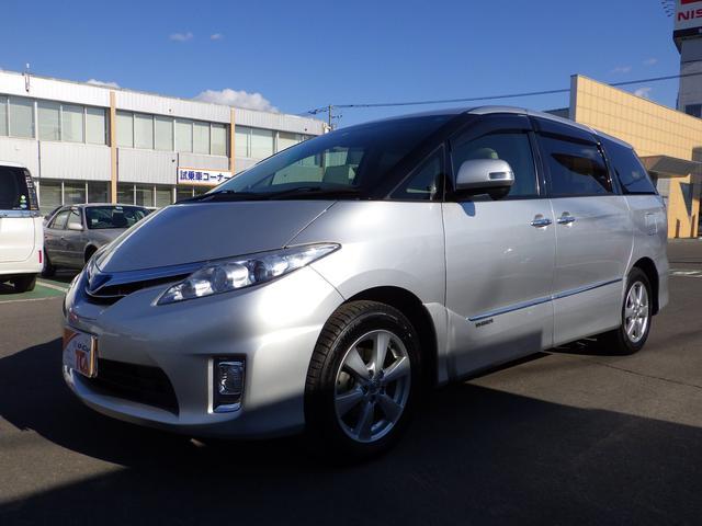 トヨタ X サイドリフトアップシート装着車