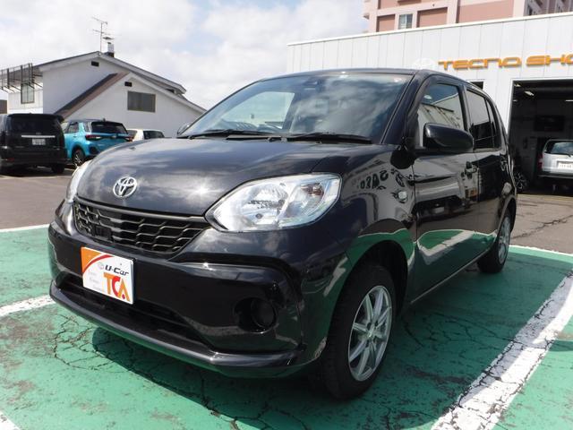 トヨタ X LパッケージS SDナビ F右シートヒータ4WD