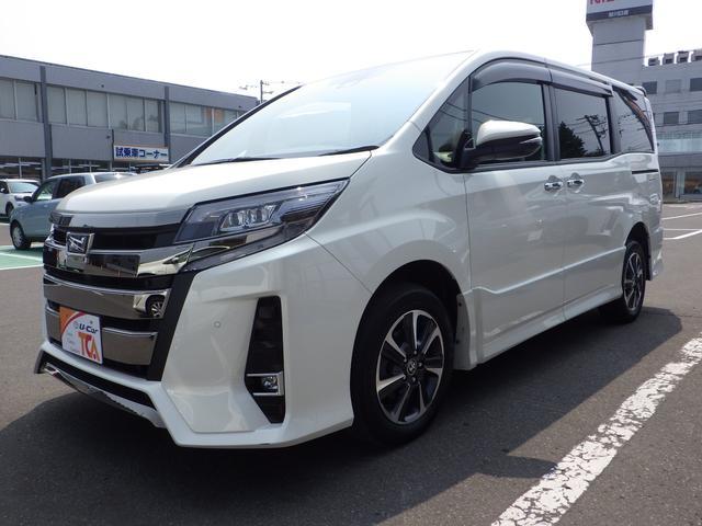 トヨタ ノア Si ダブルバイビーII 4WD