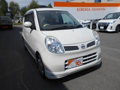 モコSーFOUR 4WD シートヒーター 車検整備付