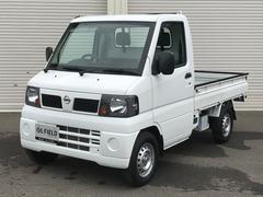 NT100クリッパートラックSD 4WD 3方開 ゴムマット
