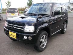 パジェロミニアクティブフィールドエディション 4WD 4速AT ターボ