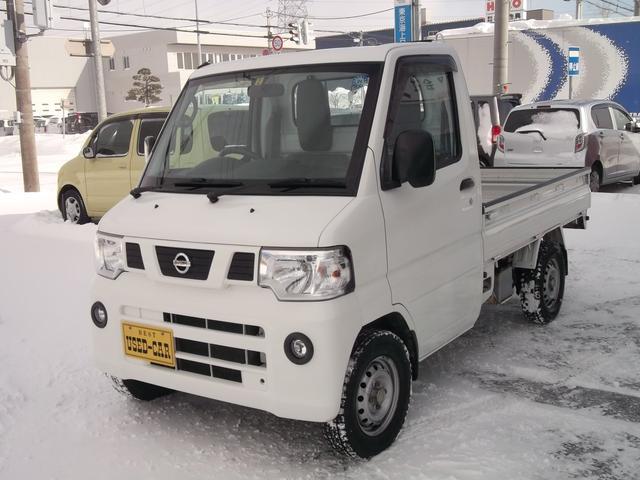 日産 SD 4WD マニュアル パワステ エアB