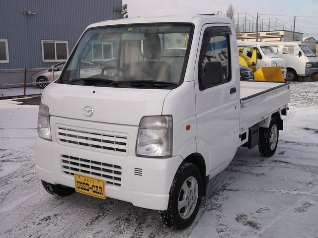 マツダ KC パワステ 4WD マニュアル
