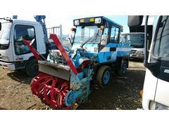 日本ロータリー除雪車 エッチケー