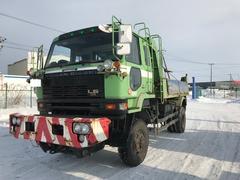 日産ディーゼル除雪ダンプ4WD