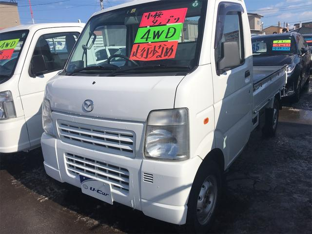 マツダ KC 4WD MT ETC