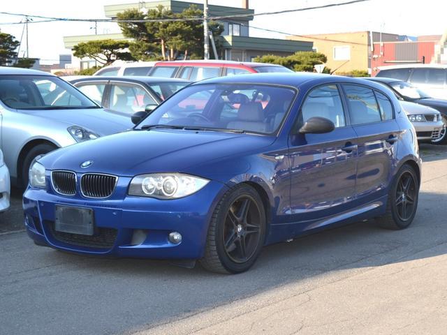 BMW 1シリーズ 130i Mスポーツ 純正6速 直6 FR