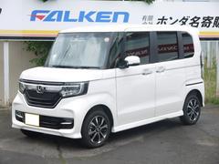 N BOXカスタムG・EXホンダセンシング 4WD クルーズコントロール