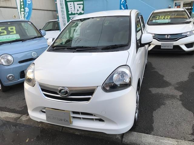 ダイハツ Xf メモリアルエディション・4WD・ナビ・TV・ETC