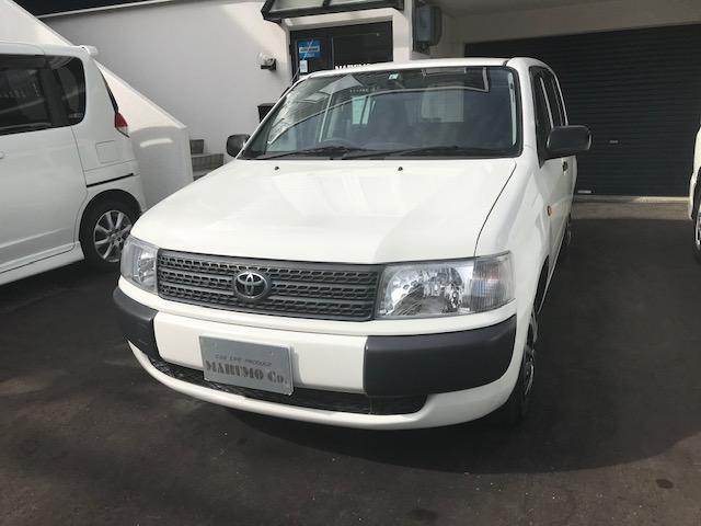 トヨタ DXコンフォートパッケージ 4WD 寒冷地・ナビフルセグTV・キーレス・ETC Dバイザー