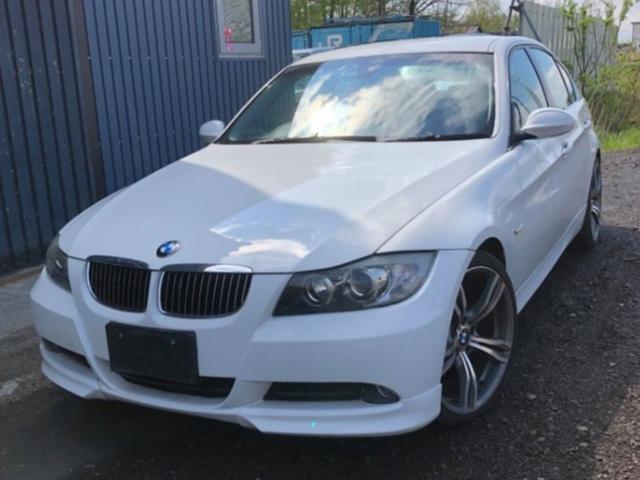 BMW 323i 夏タイヤ19インチアルミ 社外ナビ TV Bカメラ