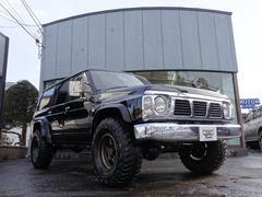 サファリAD ロールーフ 観音開きドア 4WD ハイリフト