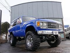 ランドクルーザー60VX 4WD ハイリフト FOXダブルショック