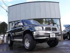 ハイラックスピックアップダブルキャブ SSR−X ワイド 4WD ハイリフト