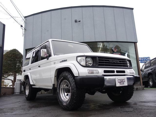 トヨタ SXワイド 4WD 丸目ライト仕様 ヘッドオーバーホール済み