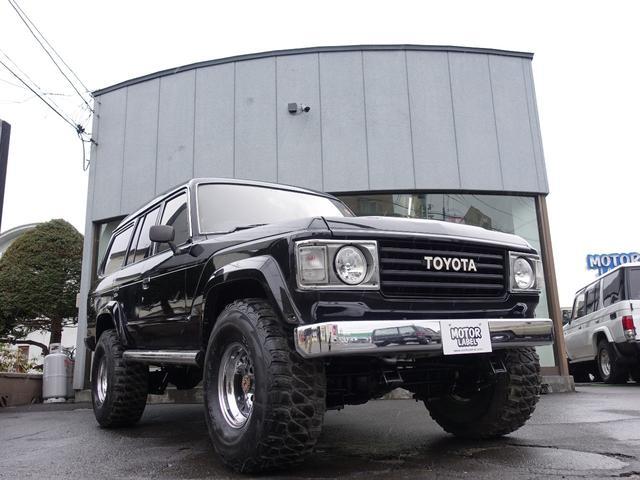 トヨタ VX 4WD ハイリフト 丸目ヘッドライト換装