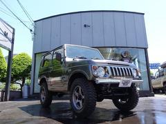 ジムニーワイルドウインド 4WD ハイリフト 新品マッドタイヤ
