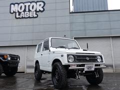 ジムニーHC 4WD ハイリフト 新品マッドタイヤ
