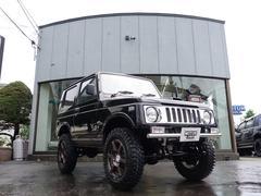 ジムニーHC 4WD ハイリフト 5速マニュアル 新品マッドタイヤ