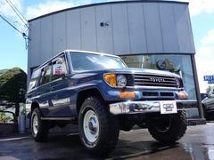 ランドクルーザープラドSXワイド 4WD ハイリフト ヘッドオーバーホール済み