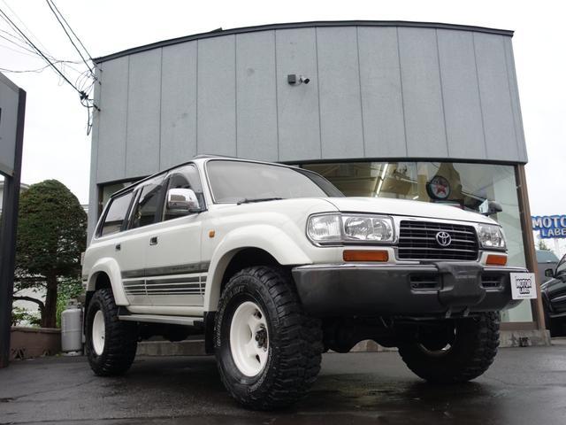 トヨタ VX 4WD ハイリフト 5速マニュアル車