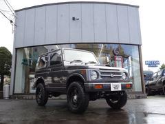 ジムニーランドベンチャー 4WD ハイリフト 新品マッドタイヤ