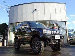 ジムニークロスアドベンチャーXC 4WD ハイリフト 新品タイヤ