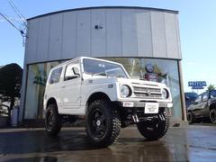 ジムニーワイルドウインドリミテッド 4WD ハイリフト 新品タイヤ