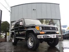 ランドクルーザープラドEXワイド 4WD サンルーフ ハイリフト